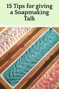 Soapmaking Talk