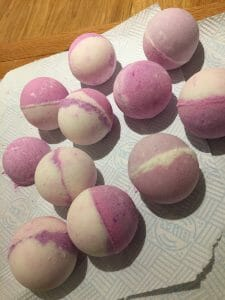 Bewitched Bathbombs