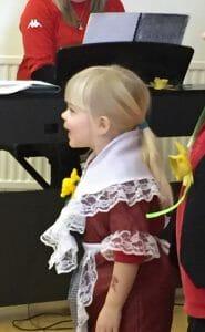 Little Welsh Lady