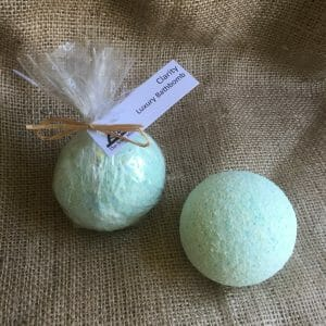 Clarity Luxury Bath Bomb