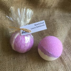 Bewitched Luxury Bath Bomb