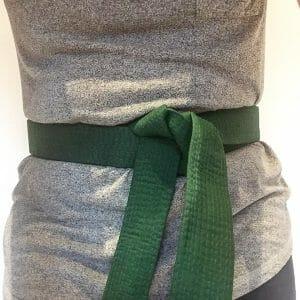 Green Belt!