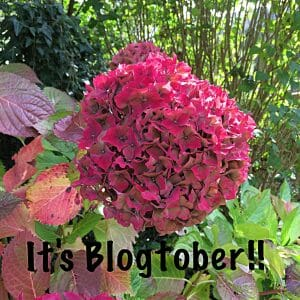 It's Blogtober!