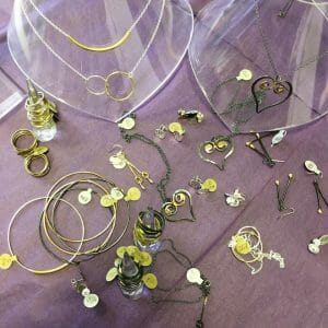Jewellery by Ann Catrin Evans