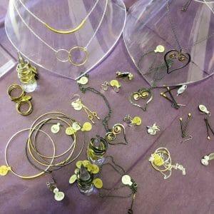 Jewellery by Ann Catrin Evans