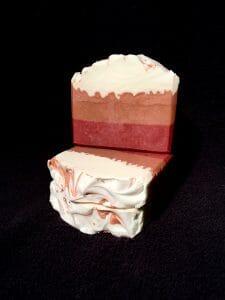 Warm Gingerbread Handmade Soap