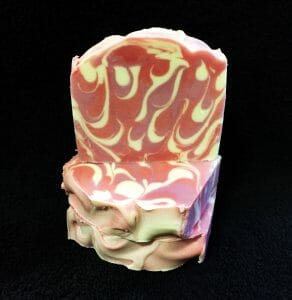 Welsh Rose Handmade Soap