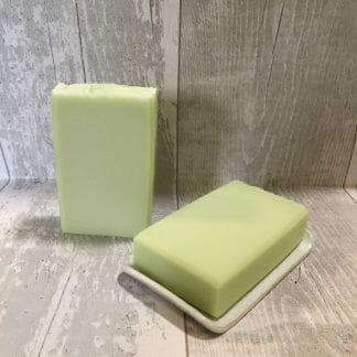 Bergamot & Lime Natural Shampoo Bar
