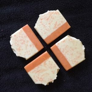 Spiced Orange Handmade Soap