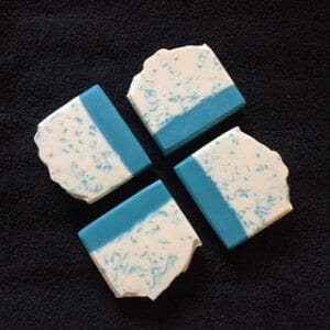 Snow Queen Handmade Soap