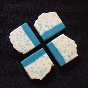 Snow Queen Handmade Soap