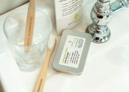 Vegan Friendly Toothpaste Tabs