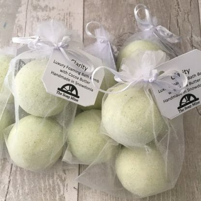 Clarity Bathbombs