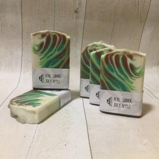 Juicy Apple Handmade Soap