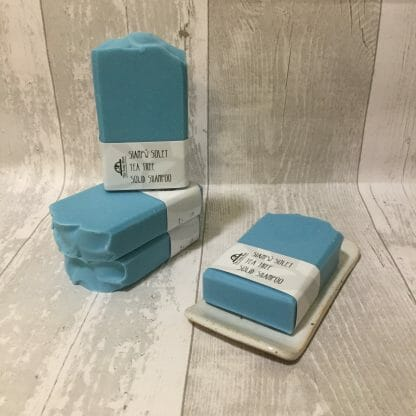 Tea Tree Solid Shampoo