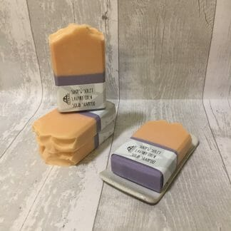 Lavendder & Orange Shampoo Bar