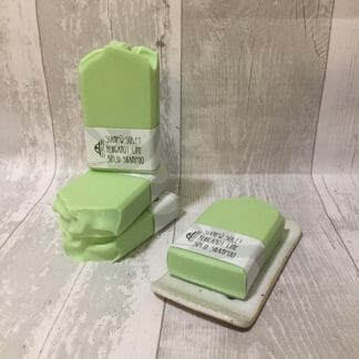 Bergamot & Lime Solid Shampoo Bar