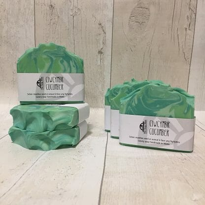 Cucumber Handmade Soap