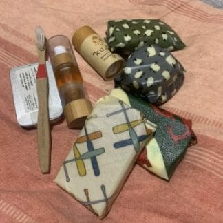 Beeswax Fabric Wraps